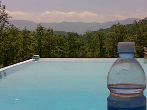 Still life with water, Lunigiana, 2013