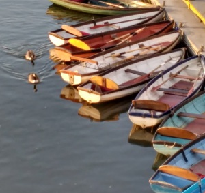 Rowboats at Richmond